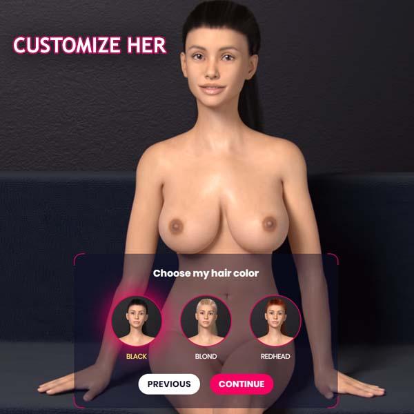 Chica Sexemulador Caucásico
